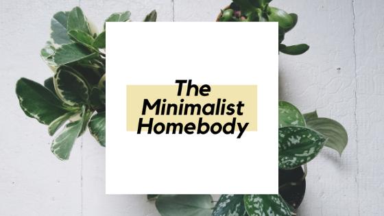 The Minimalist Homebody Banner 3
