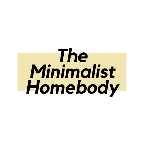 The Minimalist Homebody Logo 2-2