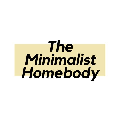 The Minimalist Homebody Logo 2-2